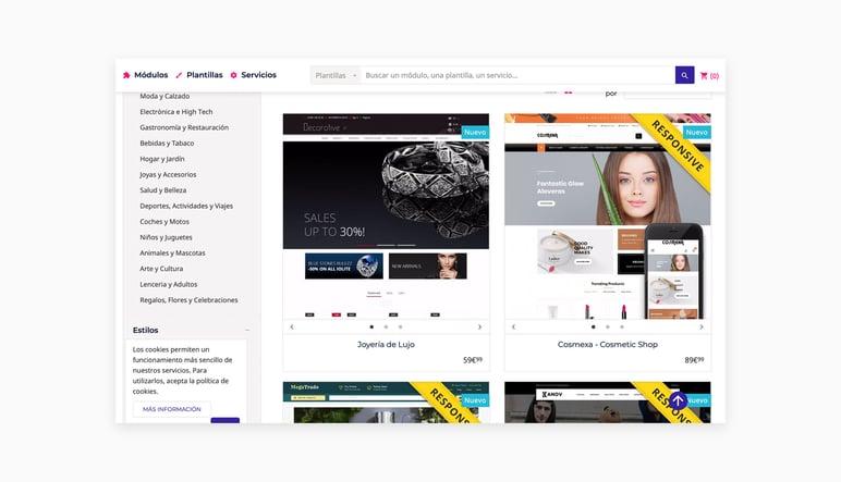 PrestaShop vs WooCommerce comparison