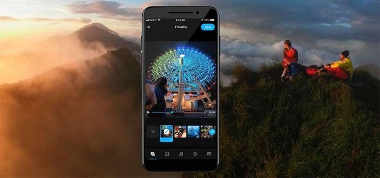 Best video editors GoPro