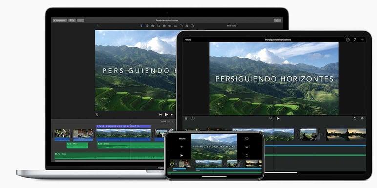 Best video editors iMovie