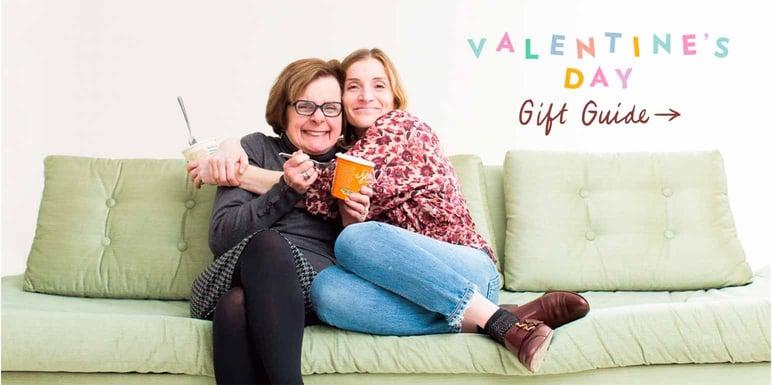 Valentine's Day online sales