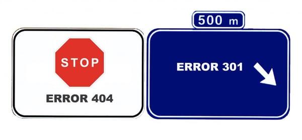 ERROR 301