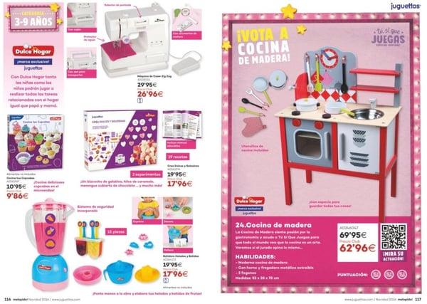 Catálogos en papel de productos