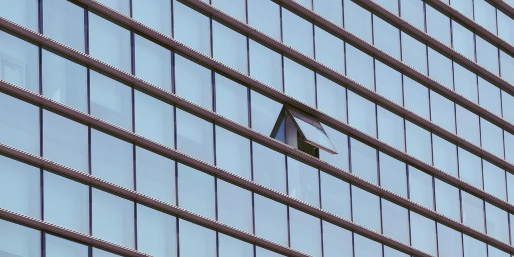 open-window-glass-building
