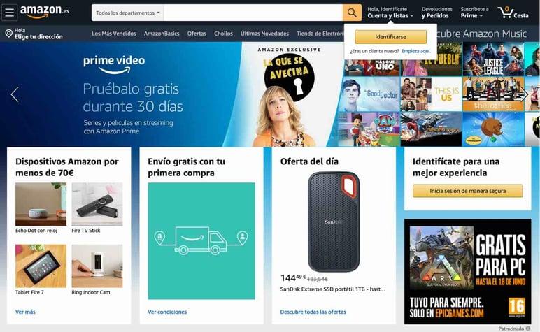 Cómo triunfar en marketplaces Amazon