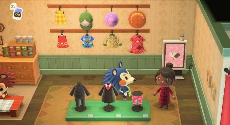 Ecommerce strategies in Animal Crossing