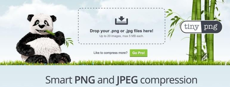 Comprimir imágenes JPG