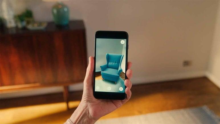 Gestionar contenido de producto de muebles