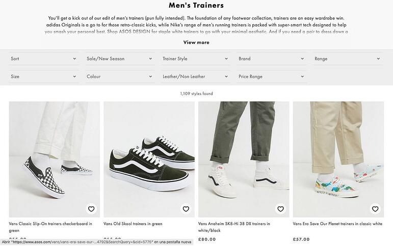 Discovery commerce strategies