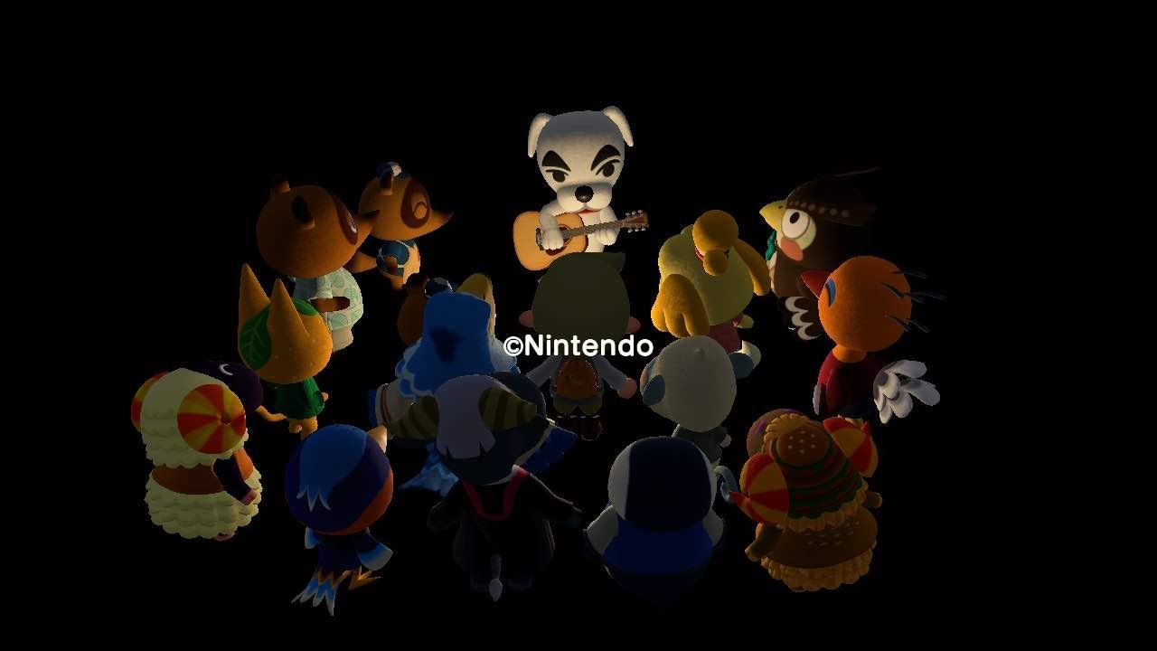 Animal Crossing end
