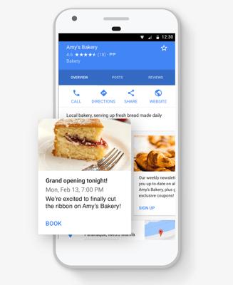 Vender productos en Google