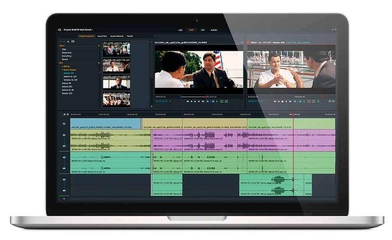 El mejor editor de vídeo para Mac Lightworks