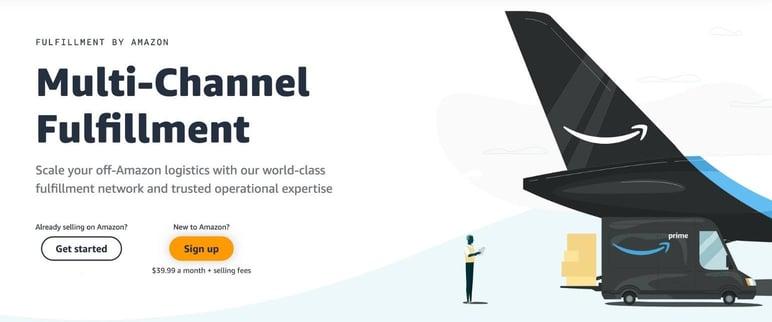 What is Amazon MultiChannel Fulfillment