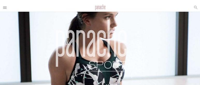 Panache sport tendencias ventas online