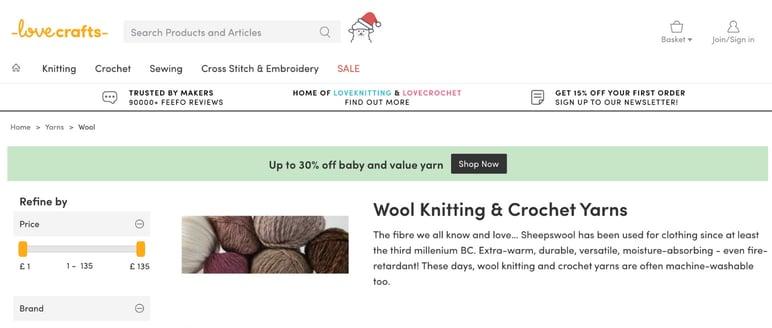 Love crafts nuevos nichos de mercado