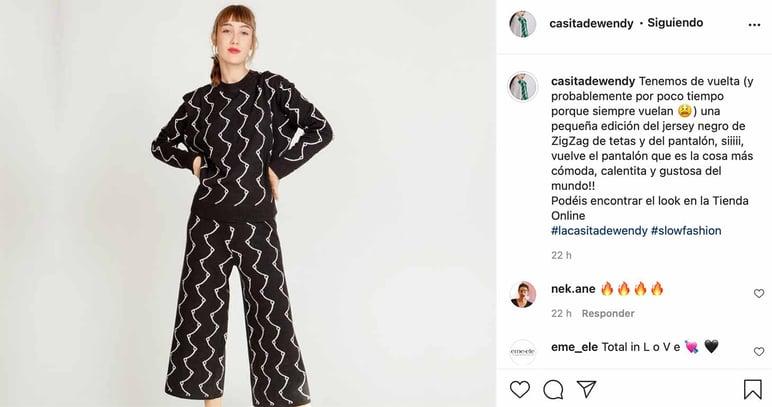 Ventas omnicanal de moda en redes sociales