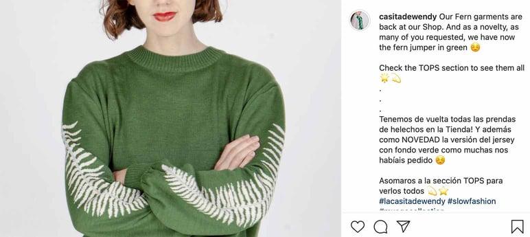 Omnichannel fashion social