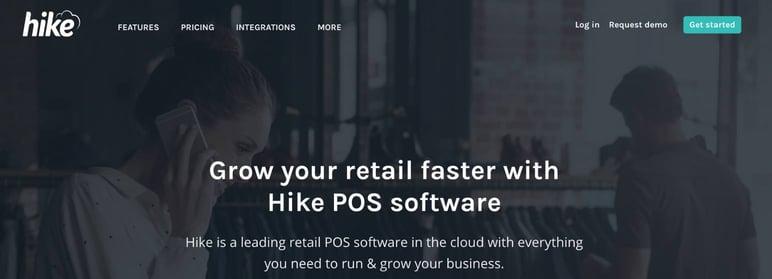 POS software for online shops