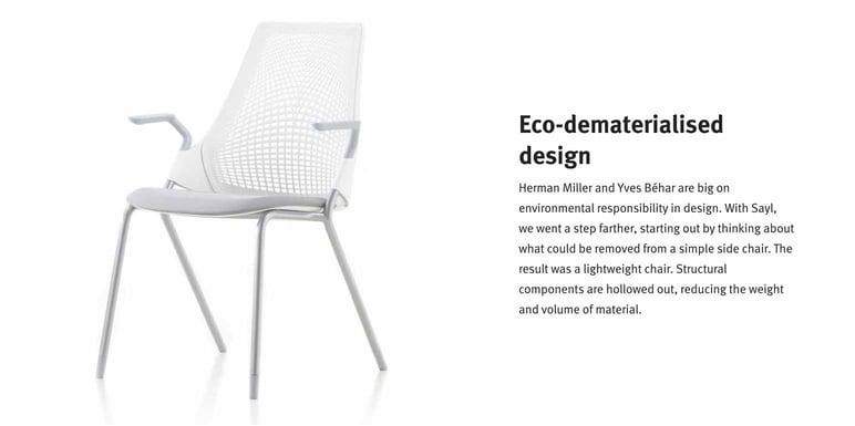 Online furniture catalog