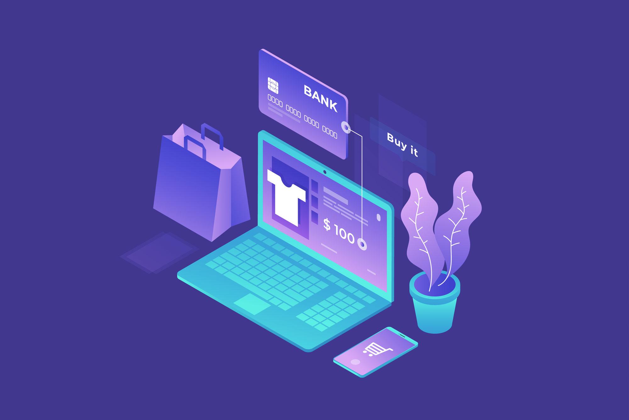 online-payment-illustration