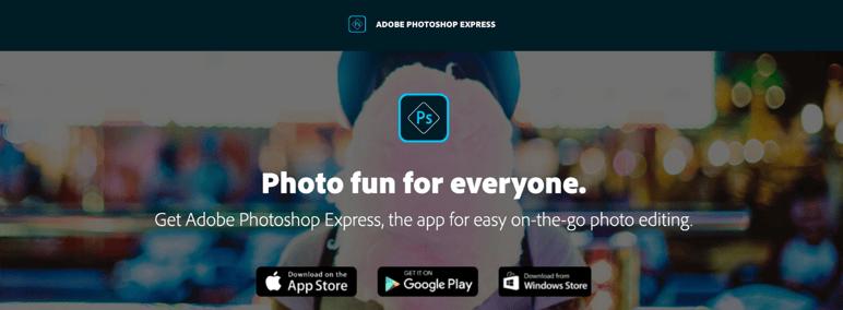 Photoshop editor de fotos gratis en español