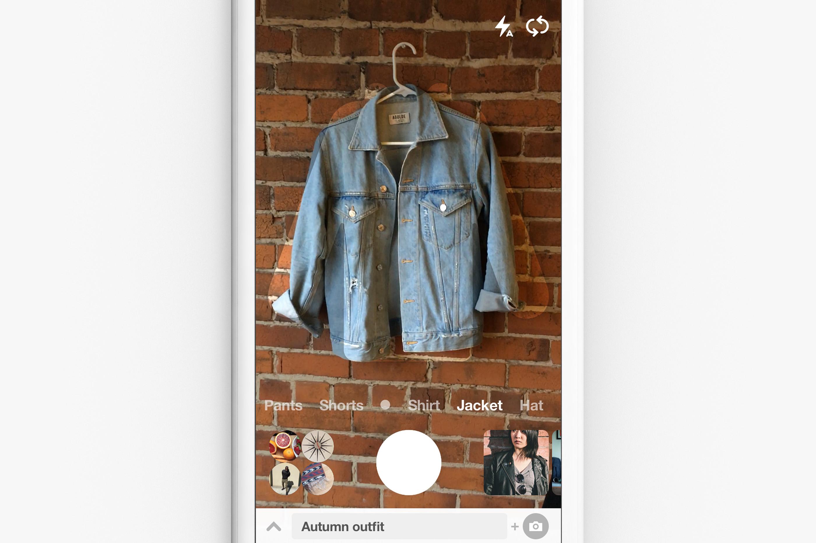 Compras online mediante imágenes