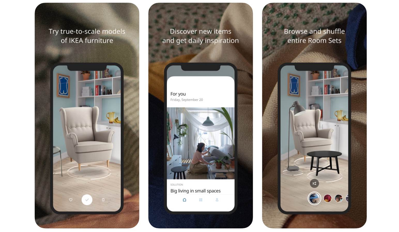 Ikea software realidad aumentada