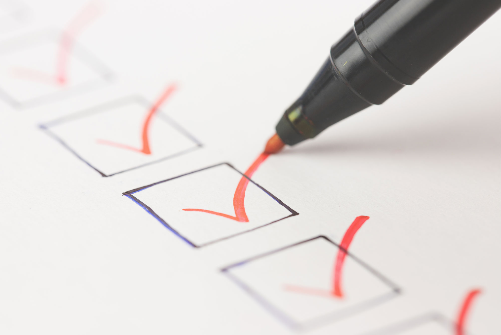 red-pen-checklist