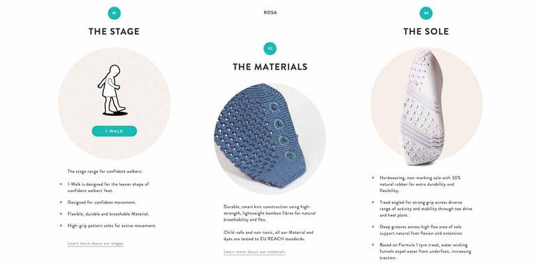 Shoes digital catalogue