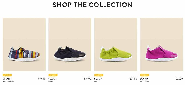 Shoes ecommerce tips