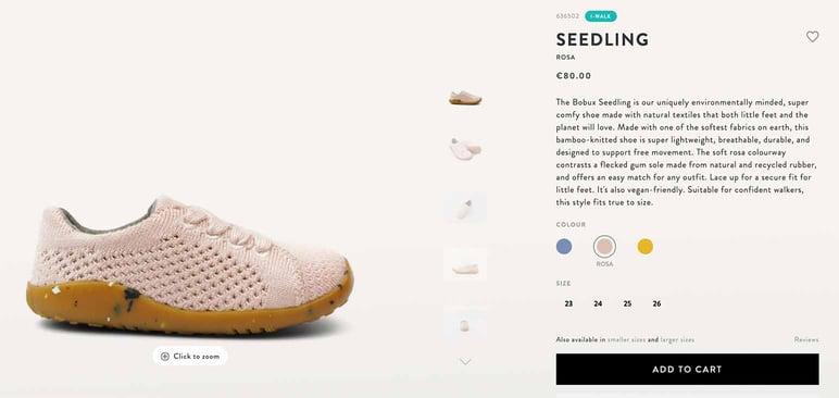 Shoes online catalogue