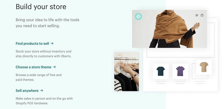 How to design store Shopify