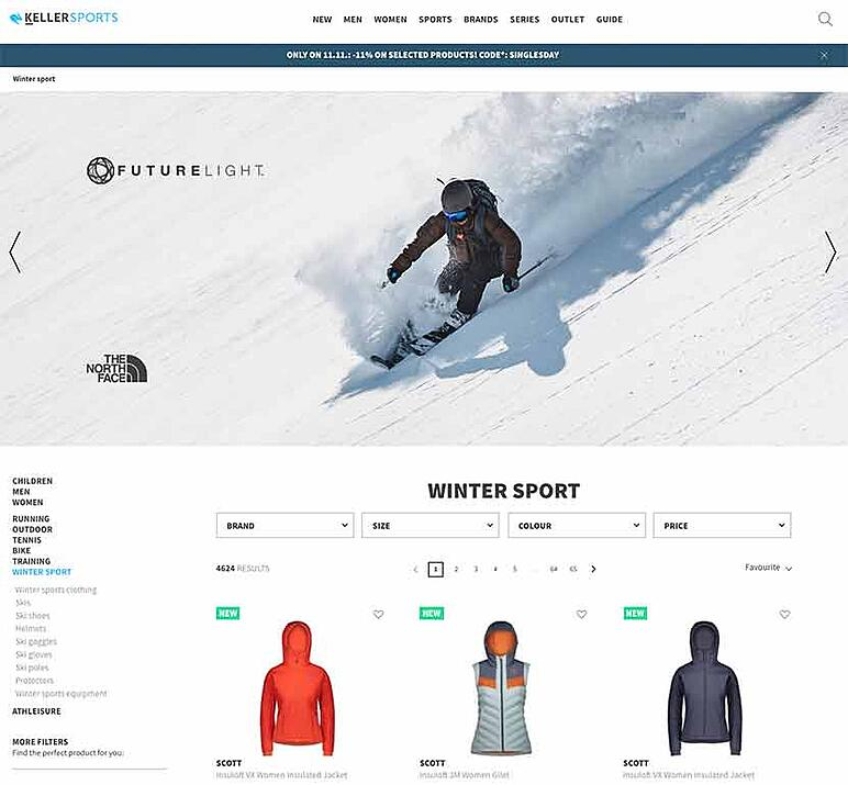 How to sell sport goods online