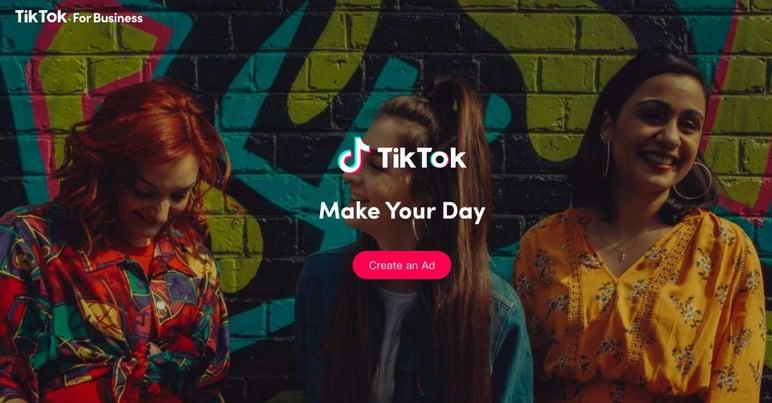 Sales strategies on TikTok