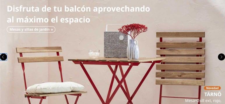 Productos más ventas online desescalada IKEA