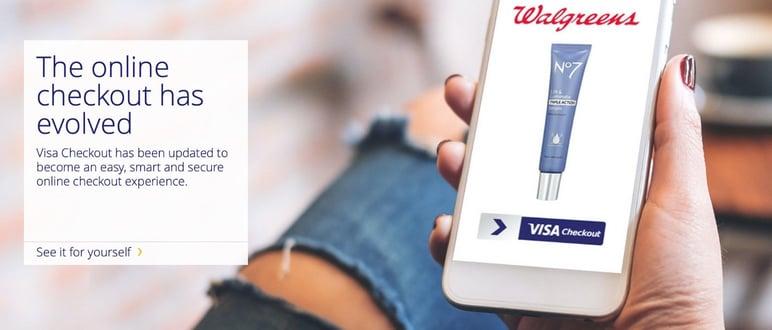 Visa Checkout gestión pagos ecommerce